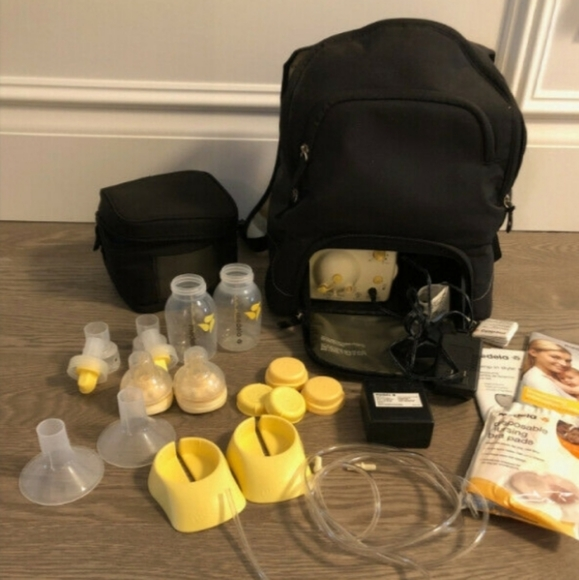 Medela Double Electric Pump In Style Advanced